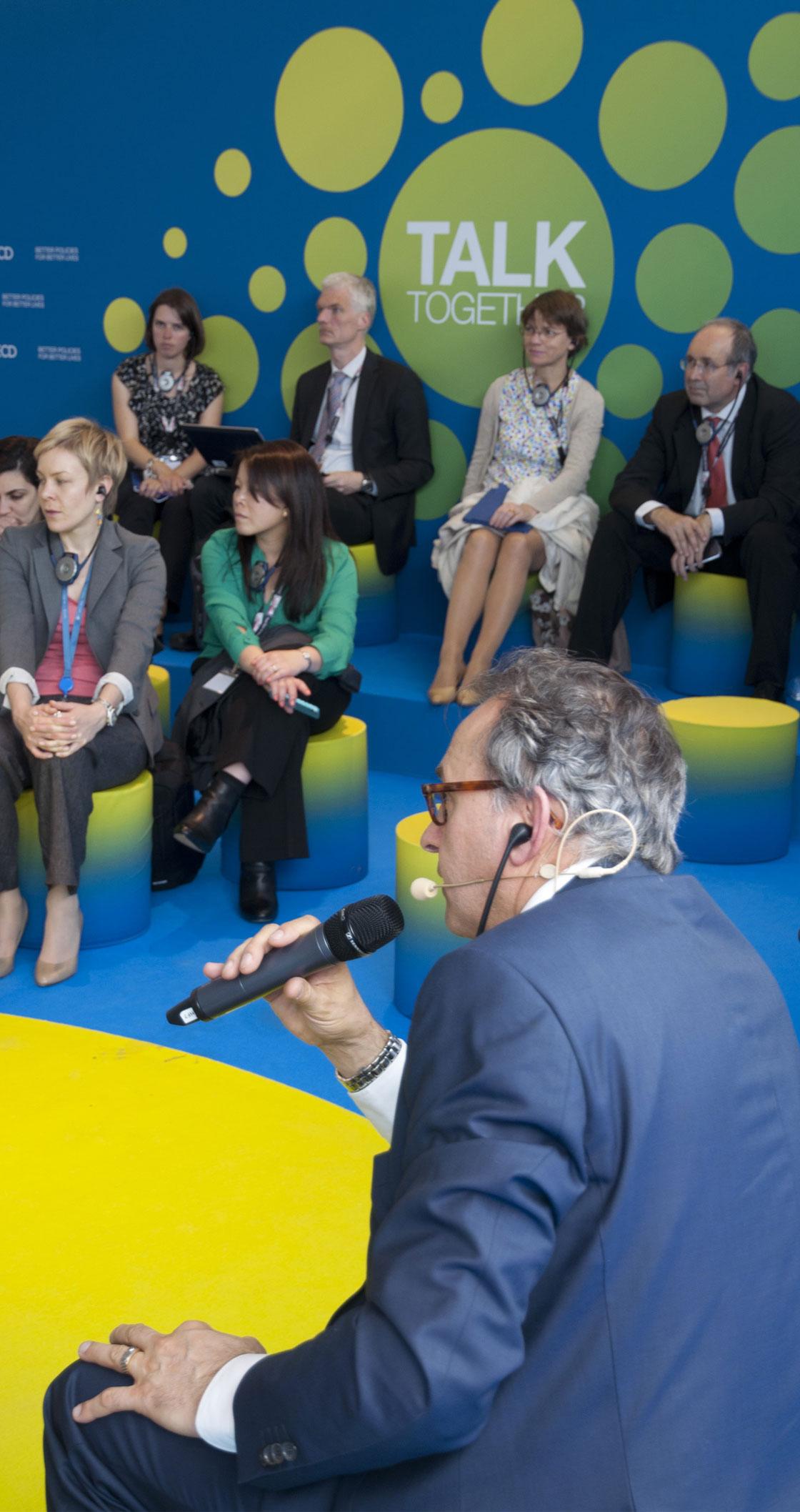 OCDE - Forum 2014